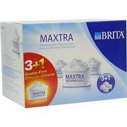 BRITA Maxtra Filterkartusche Pack 3+1