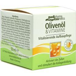 OLIVENÖL & Vitamine vitalisierende Aufbaupflege