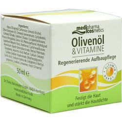 OLIVENÖL & Vitamine regenerierende Aufbaupflege