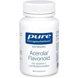 PURE ENCAPSULATIONS Acerola/Flavonoid Kapseln