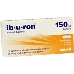 IB-U-RON 150 mg Suppositorien