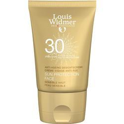 WIDMER Sun Protection Face Creme 30 leicht parfüm
