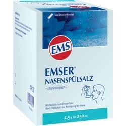 EMSER Nasensp\u25lsalz physiologisch Btl.