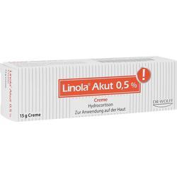 LINOLA akut 0,5% Creme