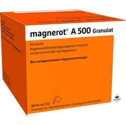 MAGNEROT A 500 Beutel Granulat