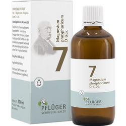 BIOCHEMIE Pflüger 7 Magnesium phosph.D 6 Tropfen