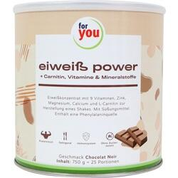 FOR YOU eiweiß power Schoko