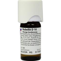 RUBELLIT D 10 Dilution