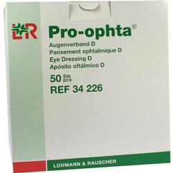 PRO-OPHTA Augenverband D