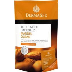 DERMASEL Totes Meer Badesalz+Mandel SPA