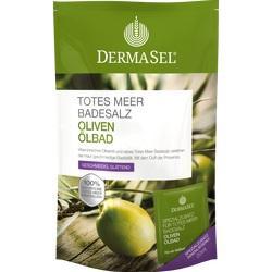 DERMASEL Totes Meer Badesalz+Olive SPA