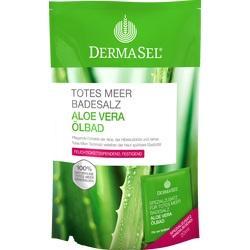 DERMASEL Totes Meer Badesalz+Aloe Vera SPA