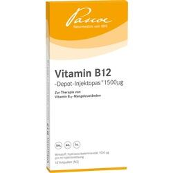 VITAMIN B12 DEPOT Inj. 1500 myg Injektionslösung