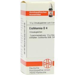 EICHHORNIA D 4 Globuli