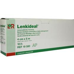 LENKIDEAL Idealb.4 cmx5 m weiß o.Verbandkl.lose
