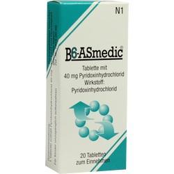 B6 ASMEDIC Tabletten