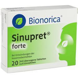 SINUPRET forte überzogene Tabletten
