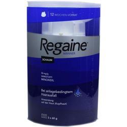 REGAINE Männer Schaum 50 mg/g