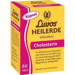 LUVOS Heilerde mikrofein Kapseln