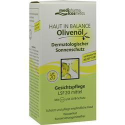 HAUT IN BALANCE Olivenöl Derm.So.Schutz Ges.LSF20