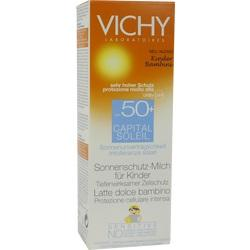 VICHY CAPITAL Soleil Kinder Milch sensitive LSF 50