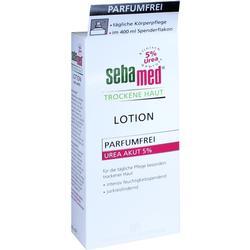 SEBAMED Trockene Haut parfümfrei Lotion Urea 5%