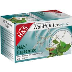 H&S Wohlfühltee Fastentee Filterbeutel
