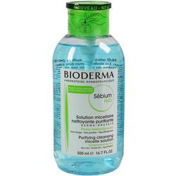 BIODERMA Sebium H2O Reinigungslösung Pump