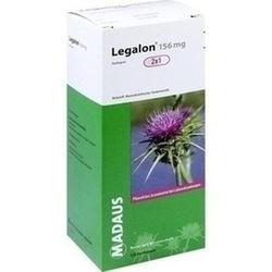 LEGALON 156 mg Hartkapseln