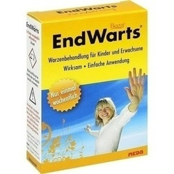 ENDWARTS Lösung inkl.Wattestäbchen