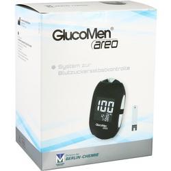 GLUCOMEN areo Blutzuckermessger\a25t Set mg/dl