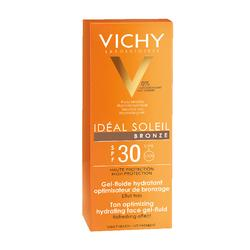VICHY CAPITAL Ideal Soleil BRONZE Ges.Gel LSF 30