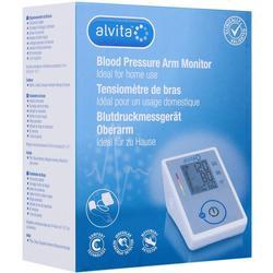 ALVITA Blutdruckmessgerät Oberarm