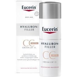 EUCERIN Anti-Age HYALURON-FILLER CC Cream mittel