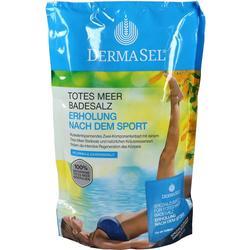 DERMASEL Totes Meer Badesalz+Sport
