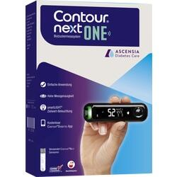 CONTOUR Next One Set Blutzuckermessger\a25t mmol/l