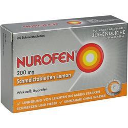 NUROFEN 200 mg Schmelztabletten Lemon