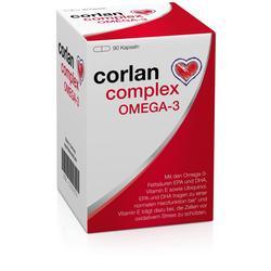 CORLAN complex Omega-3 Kapseln