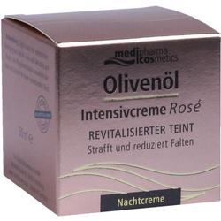 OLIVENÖL INTENSIVCREME Rose Nachtcreme