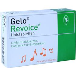 GELOREVOICE Halstabletten Grapefruit-Menthol Lut.