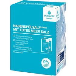 DERMASEL Therapie Totes Meer Nasensp\u25lsalz liquid