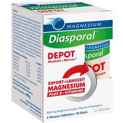 MAGNESIUM DIASPORAL DEPOT Muskel und Nerven Tabl.
