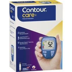 CONTOUR Care Set Blutzuckermesssystem mmol/l