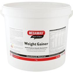 WEIGHT GAINER Megamax Neutral Pulver