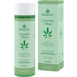 DERMASEL Cannabis Ölbad Limited Edition Eukalyptus