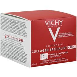VICHY LIFTACTIV Collagen Specialist Nacht Creme
