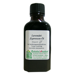 LAVENDEL ZYPRESSEN Massageöl