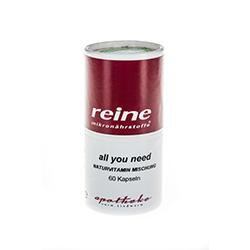 All you need Naturvitaminmischung REINE