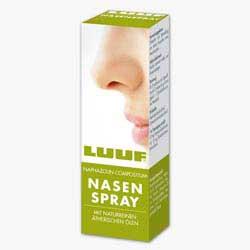 Luuf Naphazolin compositum Nasenspray
