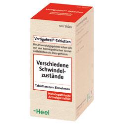 Vertigoheel Tabletten-100 Stück